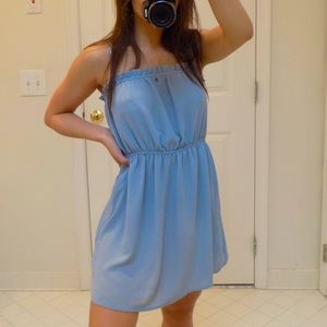 Light blue dress from Forever 21
